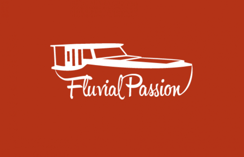 logo fluvial passion